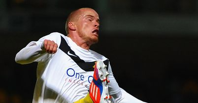 Iain Hume: Set to join Doncaster on permanent deal