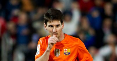 Lionel Messi: On target again with a brace