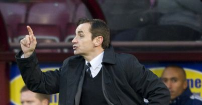 Danny Lennon: Expected tough game