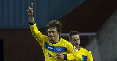 Murray Davidson: Where next for St Johnstone midfielder?