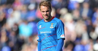 Andrew Shinnie: Inverness form earns him national call-up