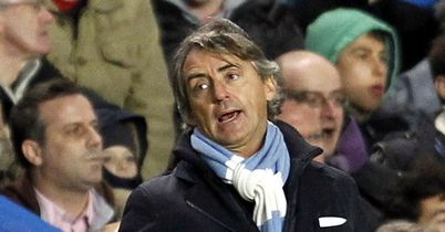 Roberto Mancini: Wants his players to be stronger