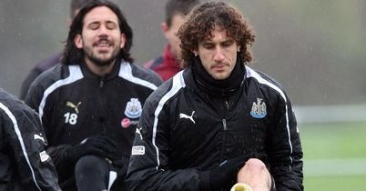 Fabricio Coloccini: Captain available for Newcastle