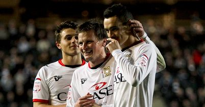 MK Dons: Samuelson wants name change