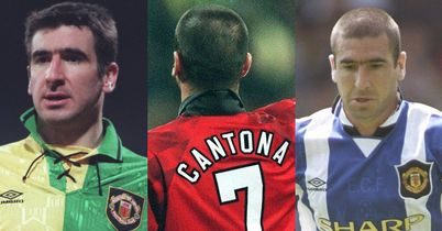 Eric Cantona: Manchester United legend
