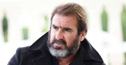 Eric Cantona: Open to the idea of heading back to Old Trafford