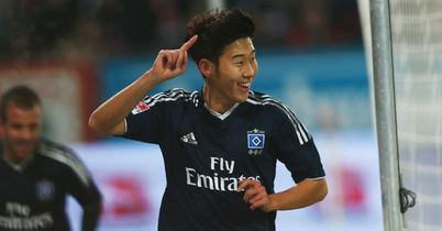 Heung-Min Son: Has scored six goals in 12 appearances for Hamburg so far this season