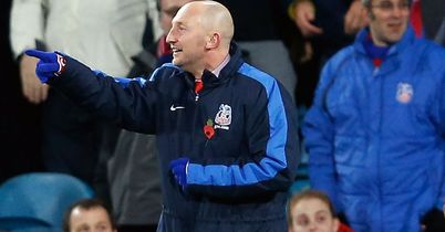 Ian Holloway: Crystal Palace boss praised a 'fantastic' performance against Derby