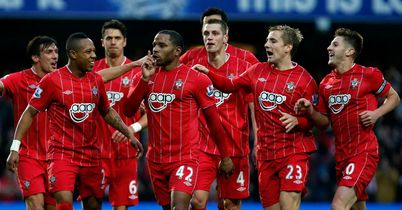 Jason Puncheon: Winger congratulated after finding the net