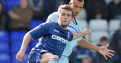 Jose Baxter: Poised for Goodison return
