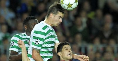 Mikael Lustig: Hoping Celtic can reach the last 16 of the Champions League