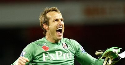 Mark Schwarzer: Has departed Fulham over summer