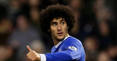 Marouane Fellaini: Generating transfer speculation ahead of the winter window