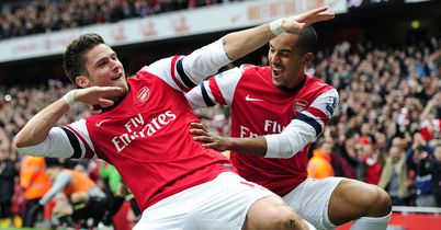 Arsenal: Ran riot against 10-man Tottenham on Saturday