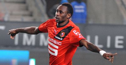 Jonathan Pitroipa: Scored third goal for Rennes