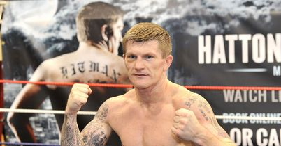 Ricky Hatton: Knocking down walls