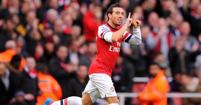 Santi Cazorla: Most accurate through balls