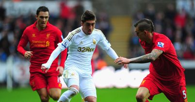 Pablo Hernandez: Moved to Swansea City for a club record fee in August.