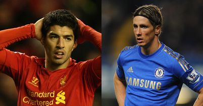Fernando Torres and Luis Suarez: Could struggle