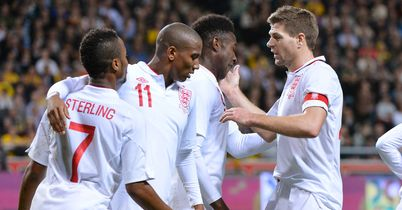 Welbeck and Gerrard: England's best in 2012?