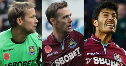 Jaaskelainen, Nolan and Tomkins: Three Hammers among TEAMtalk's Top Men