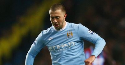 Michael Johnson: Released by Manchester City