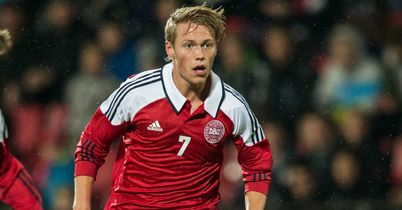 Viktor Fischer: Danish starlet scored twice on his full Ajax debut