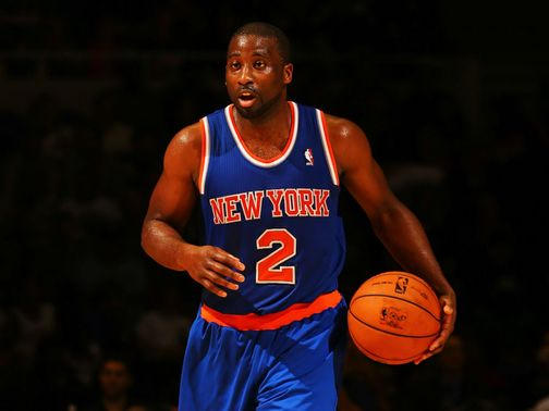 Raymond Felton: Twenty-five points for the Knicks