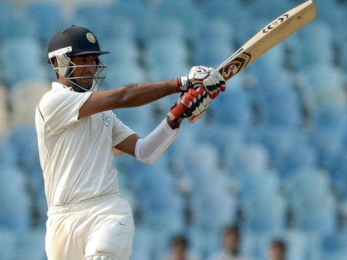 Pujara: In fine form