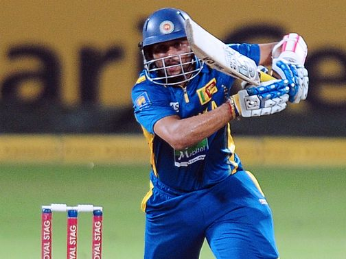 Tillakaratne Dilshan: Scored a century