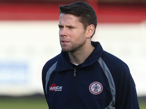 James Beattie: Spot on for Accrington