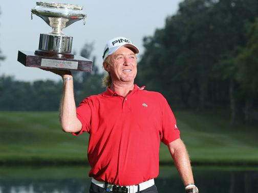 Miguel Angel Jimenez: Hong Kong Open victory