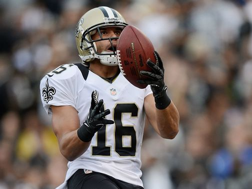 Lance Moore: Bagged two touchdowns