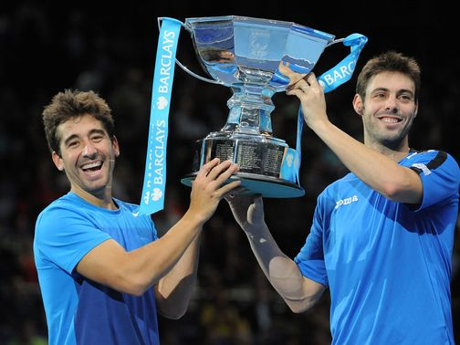 The Spanish duo head to the Davis Cup in top form