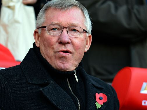 Sir Alex Ferguson: 'I'm pleased with our attacking play'