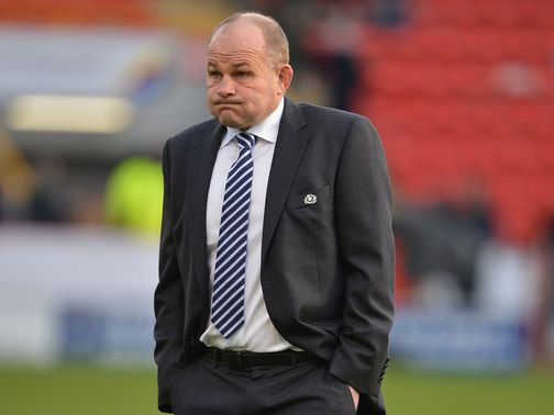 Andy Robinson: New director of rugby at Bristol