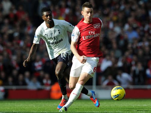 Arsenal host Tottenham in Saturday's opening Premier League game.