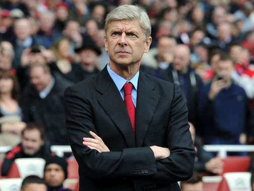 Arsene Wenger: States case for Premier League