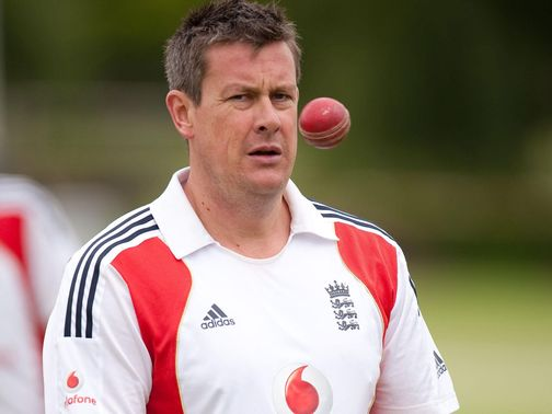 Ashley Giles: Enjoyed his tough start