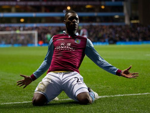 Christian Benteke: Praised after his winning goal against Reading