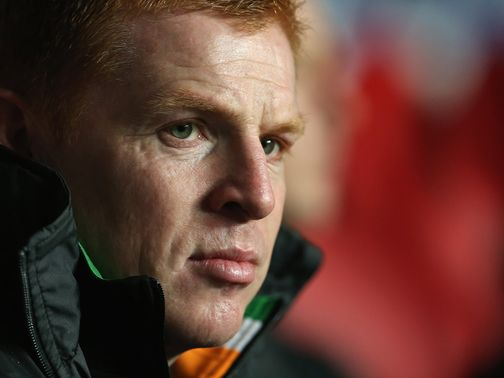 Neil Lennon: Focusing only on the Spartak game