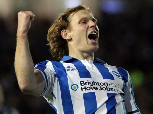 Craig Mackail-Smith was among the scorers