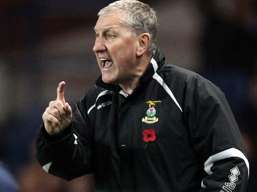 Terry Butcher: Sticking with Inverness