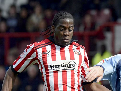 Clayton Donaldson: On the scoresheet in extra-time