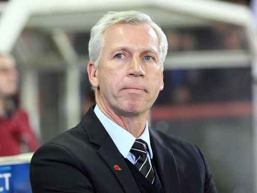 Alan Pardew: Top five hopes hit