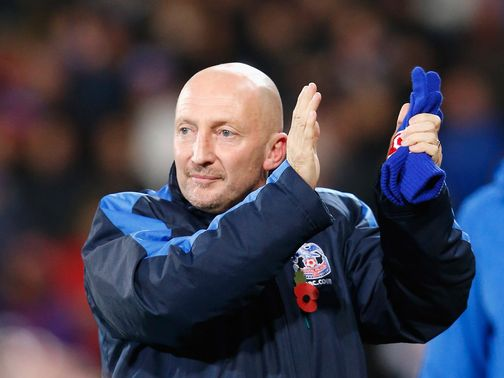 Holloway: Perfect start to Palace career