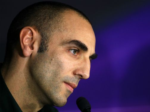 Cyril Abiteboul: Reportedly in talks with Vitaly Petrov