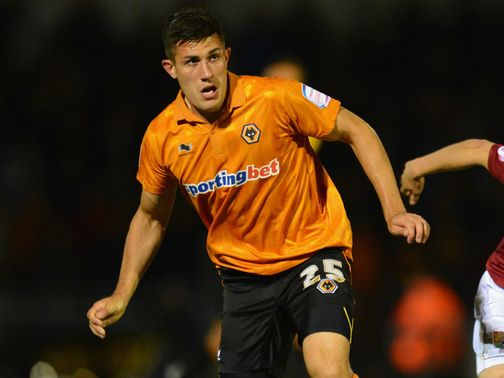 Danny Batth: Salvaged a draw for Wolves