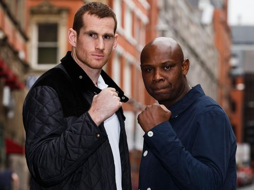 David Price fights Matt Skelton on Friday night.