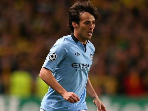 David Silva: Could return for Manchester City